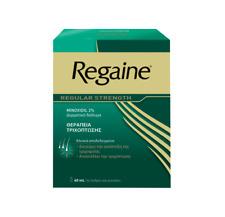 REGAINE MINOXIDIL 2% REGULAR STRENGHT 60ML