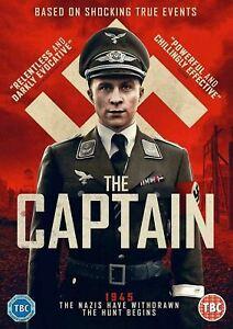 THE CAPTAIN (2017) Region 4 [DVD] Max Hubacher Milan Peschel