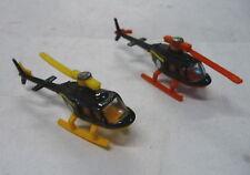 lot 2 helicopteres corgi junior 007 stromberg lespion qui m'aimait rouge et jaun