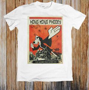 Hong Kong Phooey Cartoon Officially Licensed Size Medium T-Shirt