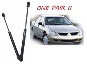 2 x NEW Gas Struts suit Mitsubishi Magna & Verada BONNET TE TF TH TJ TW Models
