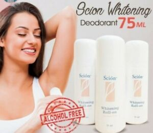 SCION Whitening / alcohol free Roll-On ~ ship from Malaysia