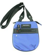 Diesel Mens Cross Body Shoulder Bag On the Road Twice B01313 PS711 T6051 Blue