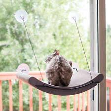 "New listing K&H Pet Products 9555 Tan Ez Mount Cat Scratcher Kitty Sill Cradle Tan 11"" X ."