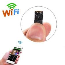 Wireless Spy Nanny Cam WIFI IP Pinhole DIY Digital Camera Video Mini Micr 2018