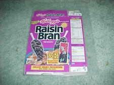 1991 College Basketball Greats Cereal Box David Robinson Kareem Abdul Jabbar