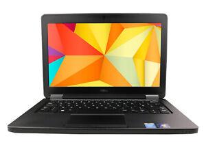 Dell Latitude E5250 Core i7-5600U 8GB 256GB SSD 1366x768 Touchscreen Webcam
