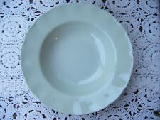 Retro GRINDLEY Petal Ware Lipped Bowl - Pastel Green -VGC - Vintage Utility Ware