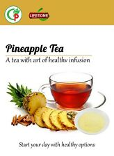 Pineapple tea,Deliciously Detox,The art of healthy infusion,20 Teabags,40 g