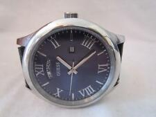 Guess Mens Metropolitan Black Leather Strap W0792G1 Watch - USED    (63)