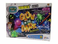 GLOW IN THE DARK WEIRD SCIENCE EXPERIMENT ACTIVITY CHEMISTRY TOY SET R09-0026