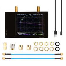 3G VECTOR NETWORK LCD ANTENNA ANALYZER S-A-A-2 NANOVNA-V2 SHORTWAVE HF VHF UHF