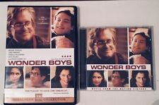 Wonder Boys 2000 film (DVD and Movie Soundtrack CD) Michael Douglas Tobey Maguie