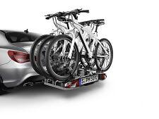 Mercedes-Benz Fahrradträger für AHK - 54kg Zuladung - max für 3.Bikes