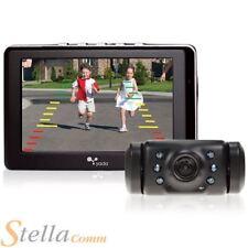 "Yada BT53328 Digital Wireless Car Van Reversing Parking Camera 4.3"" LCD Screen"