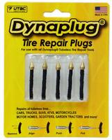 Dynaplug Tubeless Tyre Repair Refill Plugs pack of 5 tire plugs kit 1014