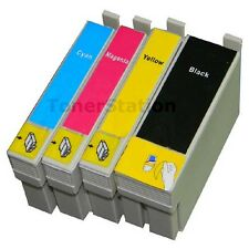 4x Ink Compatible with epson Workforce 7010 7510 7520 845 WF-3520 WF 3530 3540