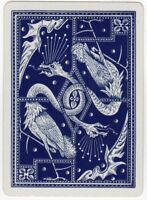 Playing Cards 1 Single Card Old Antique US Wide MYTHICAL DRAGON BEAST BIRD 1