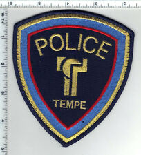 Tempe Police (Arizona) Shoulder Patch old style