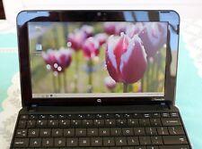 HP Compaq CQ Mini 110c-1001c Netbook works great
