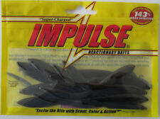 "Northland Tackle  IMPULSE® Jumbo Rig'n Leech - 4"" - Blood Sucker"