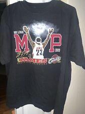 Lebron James 2009 MVP shirt L