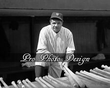 Baseball Hall of Famer Babe Ruth Yankees 8x10 Photo Print Wall Art Decor (C4)