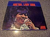 "Aretha Franklin ""Lady Soul"" ATLANTIC SD-8176 LP"