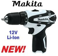 NEW Makita 12V 12 Volt Lithium-Ion Cordless Drill Driver FD02 FD02ZW (Tool Only)
