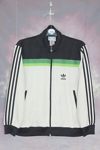 ADIDAS FIRST 90'S VINTAGE TRACKSUIT TOP,JACKET,IAN BROWN,RETRO,SIZE:SMALL
