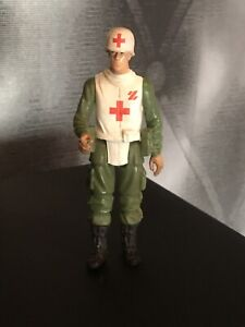 Action Force - Z Force Medic Figure - 1983 - Good Condition