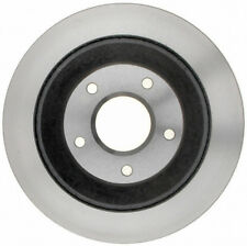 Disc Brake Rotor Rear Parts Plus P6995