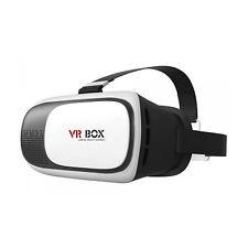 VR BOX OCCHIALI VISORE REALTA' VIRTUALE 3D IPHONE SMARTPHONE GIOCHI VIDEO FILM
