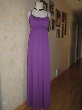 Soprano Purple Sumer Maxi Dress Size M
