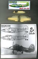 Unicraft Models 1/72 BELL TP-39 AIRACOBRA Resin Conversion Kit