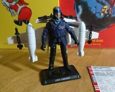 GI Joe Poc Pursuit Arctic Cobra Commander et Griffes Excellent Cond 25th ROC 30th
