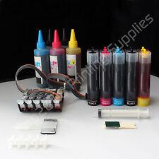 CISS & extra set Ink PGI-225 CLI-226 for Canon MG5120 MG5220 iX6520 MX882 w/Chip