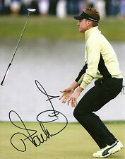 Ian Poulter Hand Signed 8x10 Photo PGA