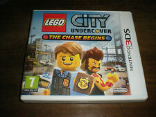 JEU NINTENDO 3DS LEGO CITY UNDERCOVER - THE CHASE BEGINS