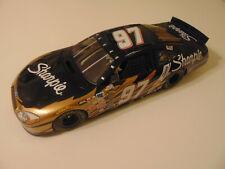 TEAM CALIBER 2004 KURT BUSCH #97 FORD TAURUS SHARPIE NASCAR 1:18