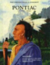 Pontiac: Ottawa Rebel (North American Indians of Achievement)-ExLibrary