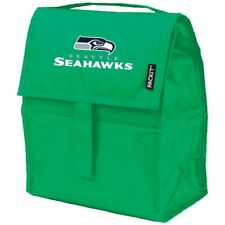 Seattle Seahawks PackIt Lunch Bag, NFL Freezable Lunch Box