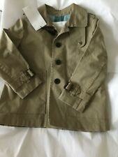 NEW Burberry Farrow Toddler Boys Trench Coat - 3Y