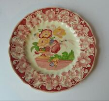 Royal Doulton Pomeroy Plate from Davenport Engravings