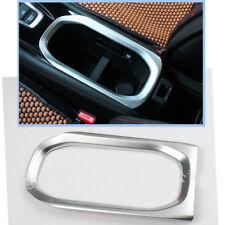 2014-2018 For Honda Vezel HR-V HRV ABS Water Cup Holder Decoration Cover Trim