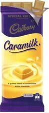 Cadbury Caramilk Caramelised White Chocolate Block 180g Australian Food