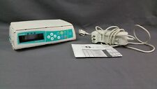 B Braun Infusomat Space Pump, Patient Ready w/ AC Adapter, & pole clamp
