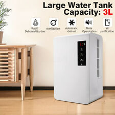 3L Smart Dehumidifier Eliminating Moisture in Home Dehumidifying Air
