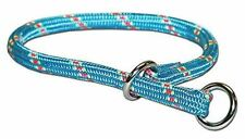 "Omni Pet 24"" Sturdy Blue Mountain Dog Choke Collar, Blue"