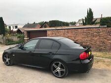 2009 BMW 320D TURBO DIESEL M SPORT LCI  FACELIFT AUTO SAT/NAV DVD,LOW MILES,SH